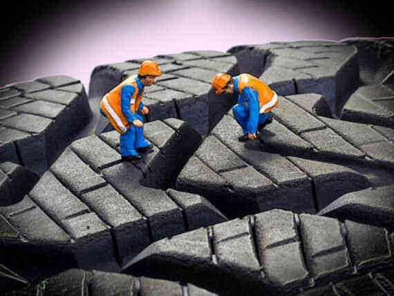 Výmena pneumatík